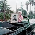 Marilyn Monroe, 1954, Los Angeles, Lincoln sitting - 01-1