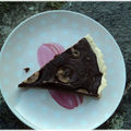 tarte choco/banane