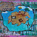 Art journal #53 - rêves d'enfant