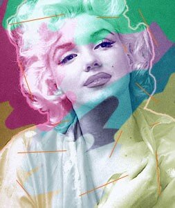 Marilyn_Monroe_by_CremeCaramel