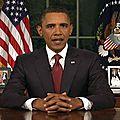 Politique américaine: l'obama nouveau est arrivé