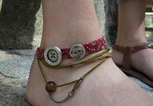 bracelet rouge africa