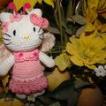 hello Kitty fée rose