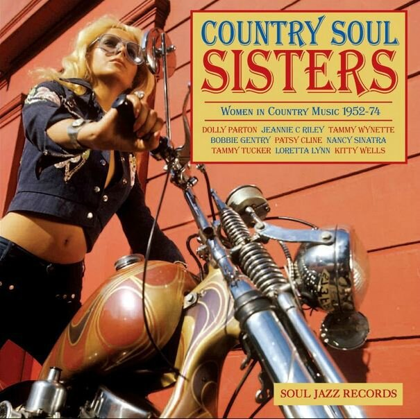 Country Soul Sisters sleeve