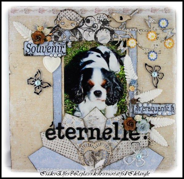 """Page """"Eternelle"""" en Maja Design"""