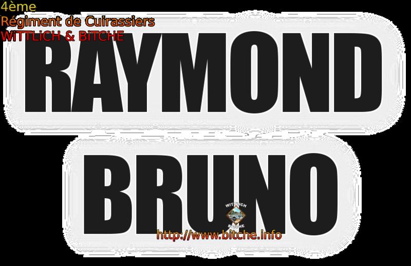 BRUNO RAYMOND
