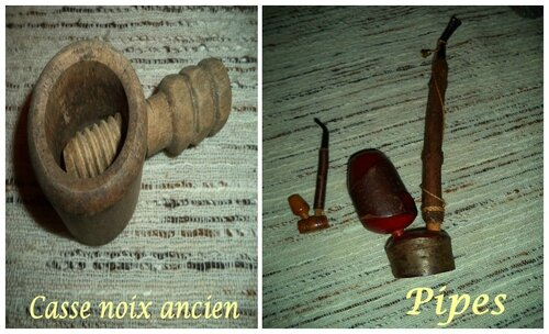 CASSE NOIX PIPES