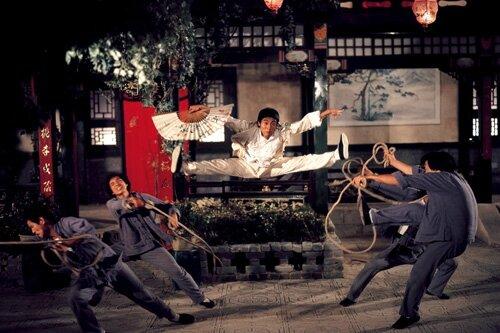 Mad monkey kung fu la boxe du petit singe cin ma choc for 36e chambre de shaolin