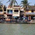 Balade sur la rivière Thu Bon