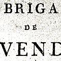 Brigand, vous avez dit brigand ?
