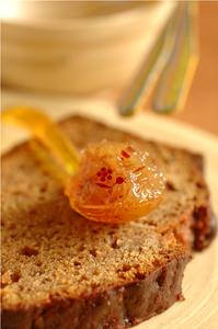 Pain d'épices à la marmelade ananas & datte_2