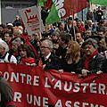 Manifestation du 1er juin à toulouse : le front de gauche offre un week-end d'espoir !