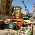 chantier u tramway de nice N° 6 054