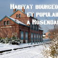 HABITAT BOURGEOIS ET POPULAIRES A ROSENDAL