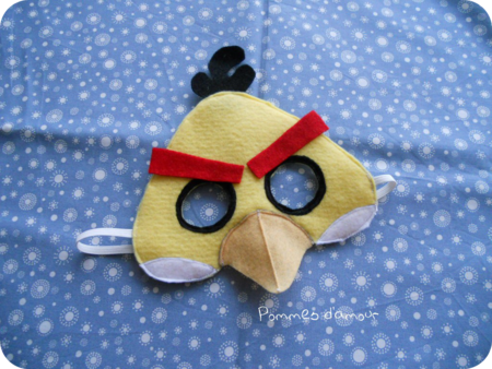angry bird othmane rond