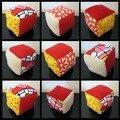 Cube en tissu