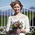La lopapeysa de la mariée
