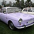 Volkswagen type 3 Notchback