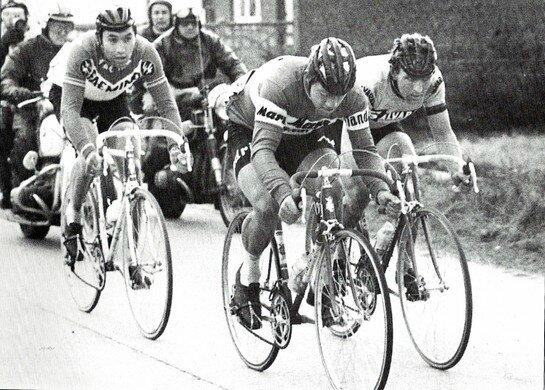 51d) tour des Flandres 1970