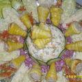 Nouvelle salade composée