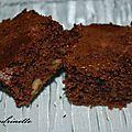 Brownies chocolat-noix de pecan
