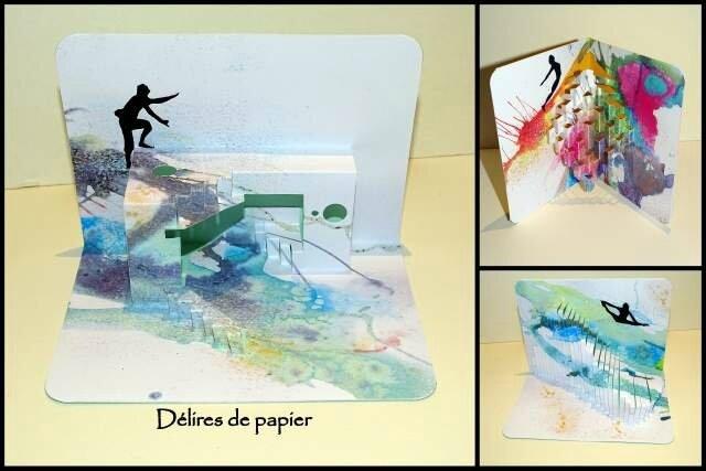 Cartes architecture origami7