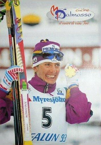 CPM Stefania Belmondo Falun 1993