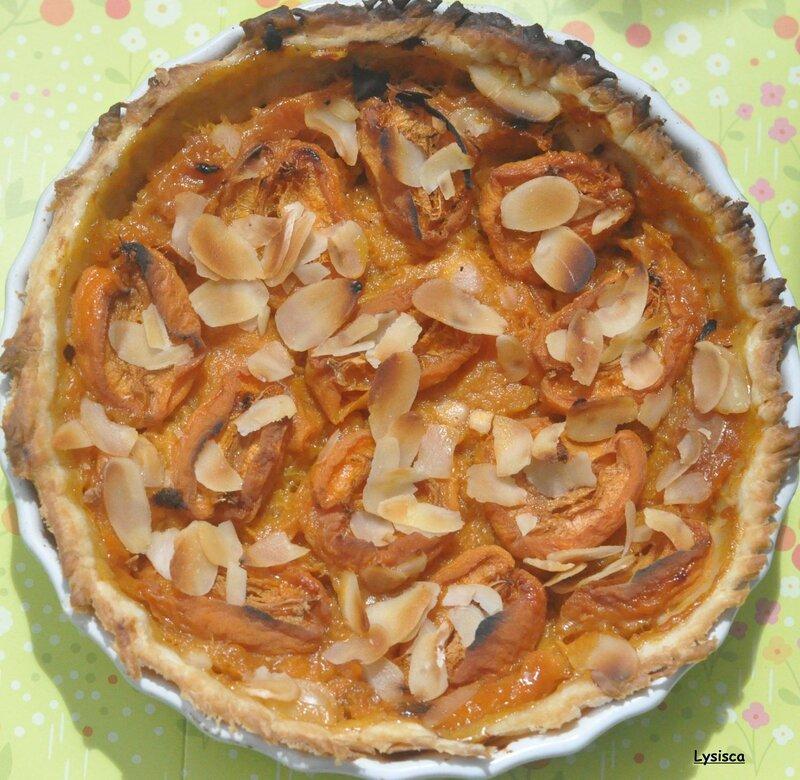 tarte abricot2