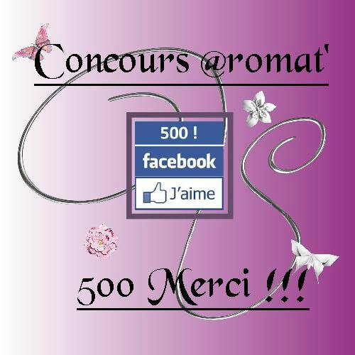 concours 500