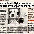 Transport dans l'ouest lyonnais : va-t-il prendre de la hauteur ?*
