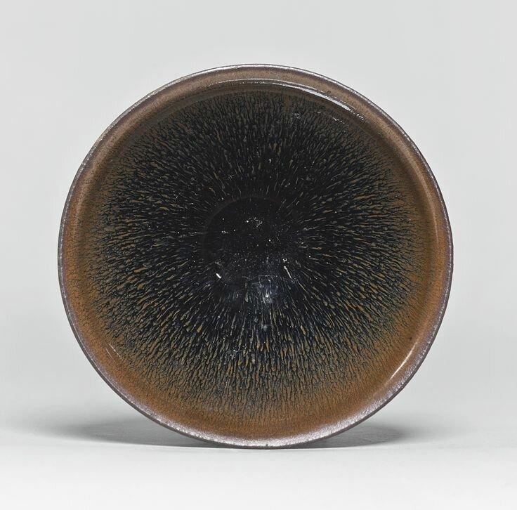 A 'Jian' 'Hare's Fur' bowl, Southern Song dynasty