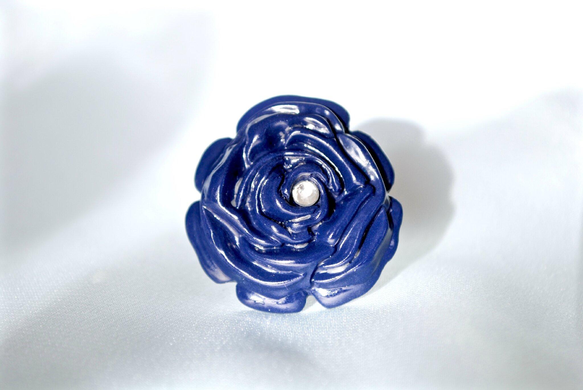 Un brin fleur bleue....