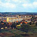Brive-la-Gaillarde (Corrèze), cité des chapelies