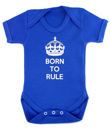 babytronic born to rule