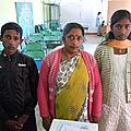 Ooty - une veuve cardiaque à parrainer, deux enfants, ses voisines plaident sa cause