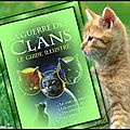 La guerre des clans : le guide illustré (erin hunter)