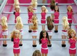 Babyfoot Barbies Photo T Heimann
