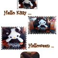 Hello kitty ..... halloween ...