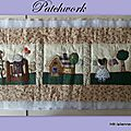 Patchwork et quilting