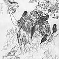 Le faune aux oiseaux