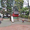 Les aires de jeux pour enfants aux chaprais