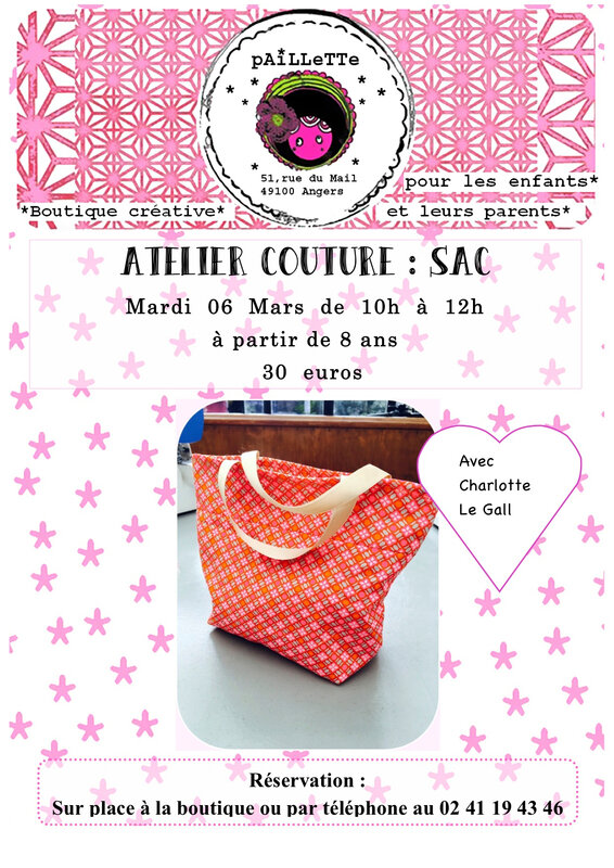Atelier 4 Couture Sac