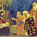 Epiphanie - la galette des rois