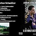 Jann halexander : sortie du single 'il est minuit docteur schweitzer'