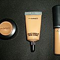 Mac : studio finish concealer, select cover up ou mineralize concealer ?