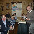Réunion statutaire mixte du 7 novembre 2014