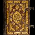 Italian (venice), binder, commissione of a member of the fradello family (?). around 1580-2