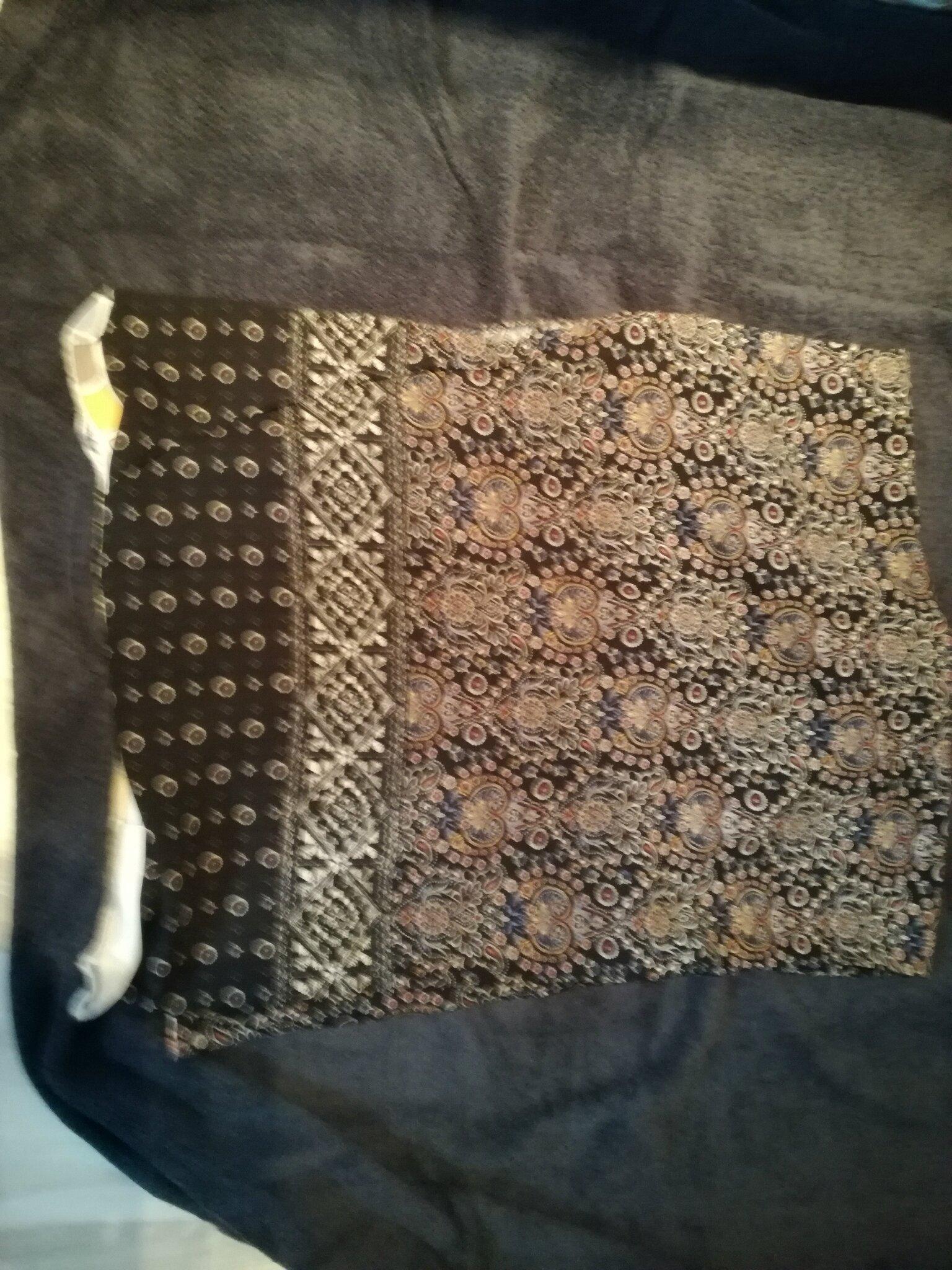img 20170421 214626 photo de tissus march de narbonne couds ci couds a. Black Bedroom Furniture Sets. Home Design Ideas