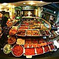 Corée: marché populaire