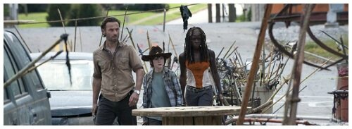 The walking dead Photo saison-3 Ep